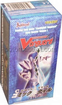 Cardfight Vanguard: Comic Style Vol. 1 Booster Box [VGE-EB01]
