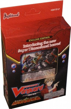 Cardfight Vanguard: Dimensional Brave Kaiser Trial Deck