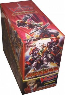Cardfight Vanguard: Dimensional Brave Kaiser Trial Deck Starter Box