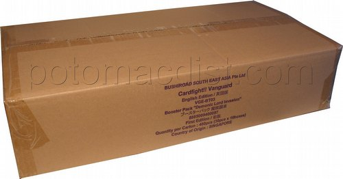 Cardfight Vanguard: Demonic Lord Invasion Booster Box Case [16 boxes/BT03]