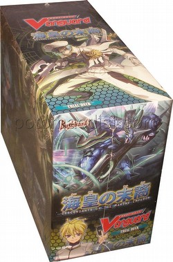 Cardfight Vanguard: Descendants of the Marine Emperor Trial Deck Starter Box [VGE-TD07]