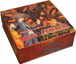 Cardfight Vanguard: Seal Dragons Unleashed Booster Box [VGE-BT11]