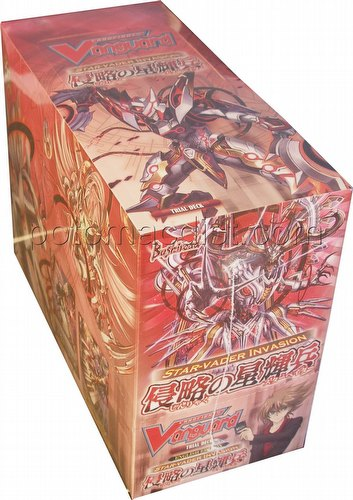 Cardfight Vanguard: Star-Vader Invasion Trial Deck Starter Box