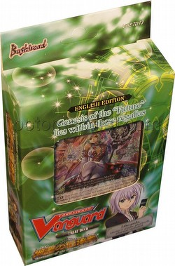 Cardfight Vanguard: Successor of the Sacred Regalia Trial Deck