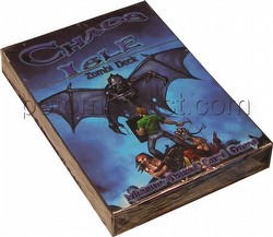 Chaos Isle Mission-Based Card Game Zombi Deck Box