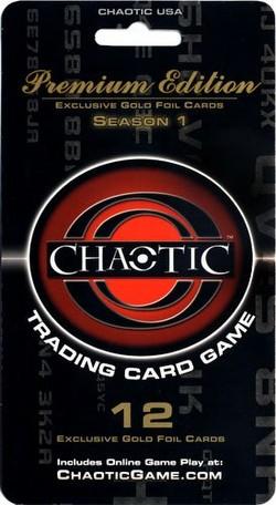 Chaotic CCG: 2009 Premium Pack