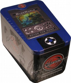 Chaotic CCG: 2008 Overworld Collectible Tin & Scanner
