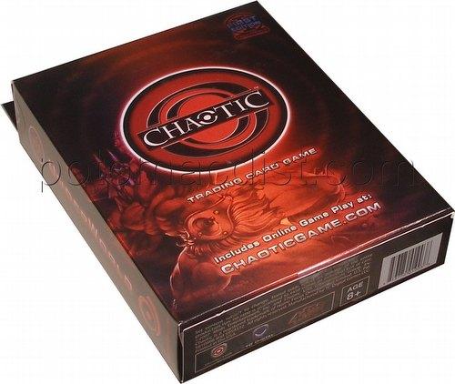 Chaotic CCG: Dawn of Perim Underworld Starter Deck 1st Edition]