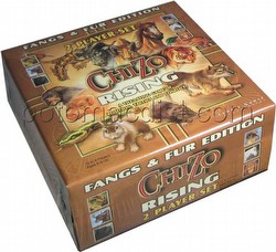 ChiZo Rising: Fangs & Fur 2-Player Edition Box