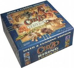 ChiZo Rising: Speed & Cunning 2-Player Edition Box