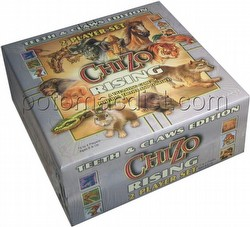 ChiZo Rising: Teeth & Claws 2-Player Edition Box