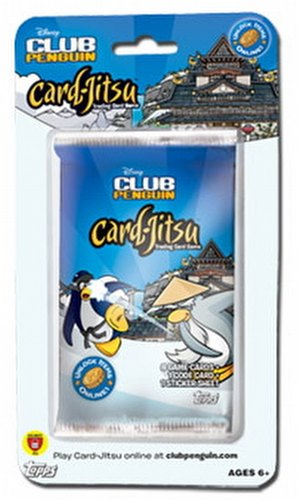 Club Penguin: Card-Jitsu Series 2 Blister Booster [3 Packs]
