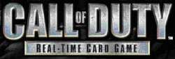Call of Duty Real-Time Card Game: American Refill Squad Decks Box