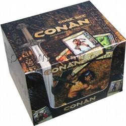 Conan CCG: Core Set Starter Deck Box