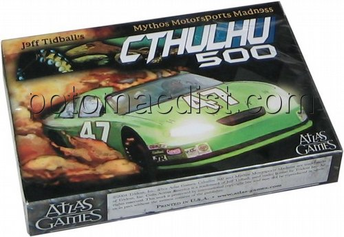 Cthulhu 500 Starter Deck