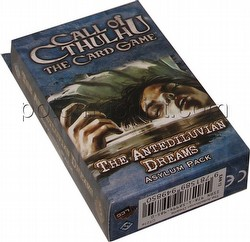 Call of Cthulhu LCG: The Summons of the Deep - Antediluvian Dreams Asylum Pack [Revised]