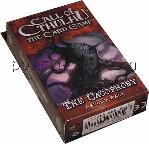 Call of Cthulhu LCG: Yuggoth Cycle - The Cacophony Asylum Pack