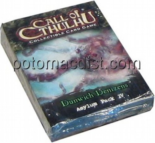 Call of Cthulhu LCG: Dunwich Denizens Asylum Pack IV