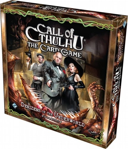 Call of Cthulhu LCG: Terror In Venice Expansion Box