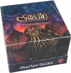 Call of Cthulhu CCG: Eldritch Starter Deck Box