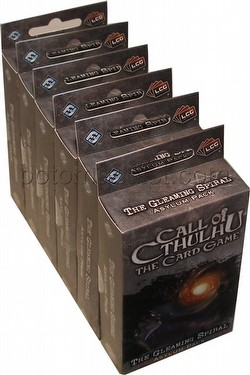 Call of Cthulhu LCG: The Rituals of the Order - The Gleaming Spiral Asylum Pack Box [6 packs]