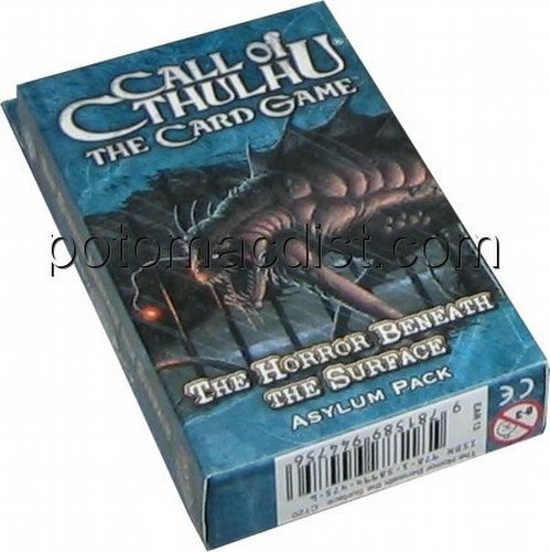 Call of Cthulhu LCG: The Summons of the Deep - The Horror Beneath the Surface Asylum Pack