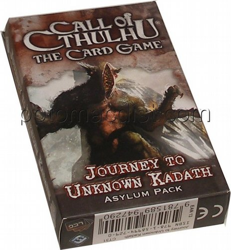 Call of Cthulhu LCG: Dreamlands - Journey to Unknown Kadath Asylum Pack