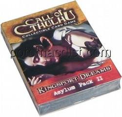 Call of Cthulhu LCG: Kingsport Dreams Asylum Pack II