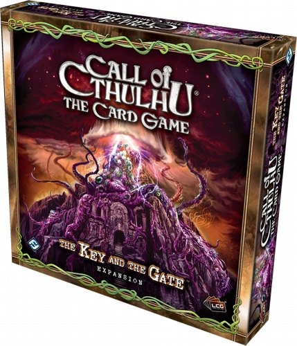 Call of Cthulhu LCG: The Key and the Gate Expansion Box