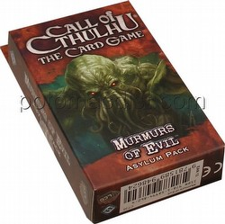 Call of Cthulhu LCG: Yuggoth Cycle - Murmurs of Evil Asylum Pack