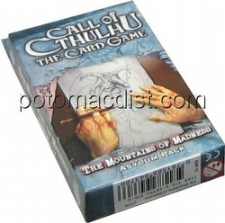 Call of Cthulhu LCG: At the Mountains of Madness Asylum Pack V