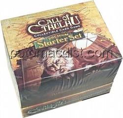 Call of Cthulhu CCG: Arkham Edition Premium Starter Deck Box