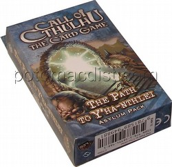 Call of Cthulhu LCG: The Summons of the Deep - The Path to Y