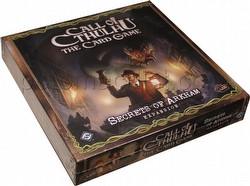 Call of Cthulhu LCG: Secrets of Arkham Expansion Box