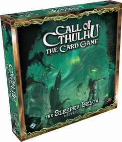 Call of Cthulhu LCG: The Sleeper Below Expansion Box