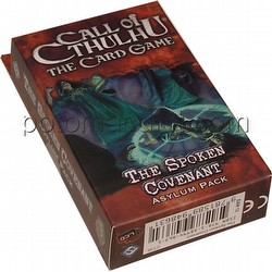 Call of Cthulhu LCG: Yuggoth Cycle - Spoken Covenant Asylum Pack