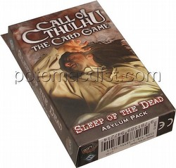Call of Cthulhu LCG: Dreamlands - Sleep of the Dead Asylum Pack