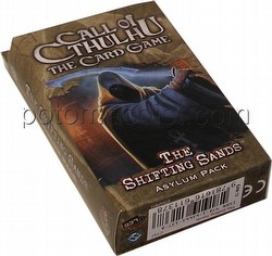 Call of Cthulhu LCG: Ancient Relics Cycle - The Shifting Sands Asylum Pack