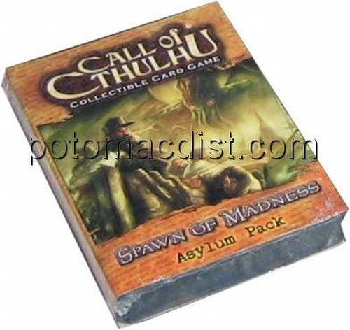 Call of Cthulhu LCG: Spawn of Madness Asylum Pack