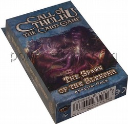 Call of Cthulhu LCG: The Summons of the Deep - The Spawn of the Sleeper Asylum Pack [Revised]