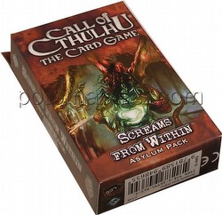 Call of Cthulhu LCG: Yuggoth Cycle - Screams From Within Asylum Pack