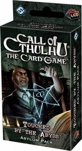 Call of Cthulhu LCG: Revelations - Touched by the Abyss Asylum Pack Box [6 packs]