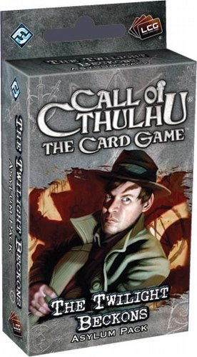 Call of Cthulhu LCG: The Rituals of the Order - The Twilight Beckons Asylum Box [6 packs]