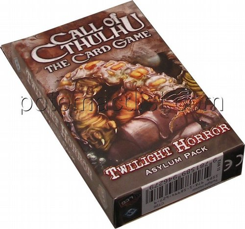 Call of Cthulhu LCG: Dreamlands - Twilight Horror Asylum Pack