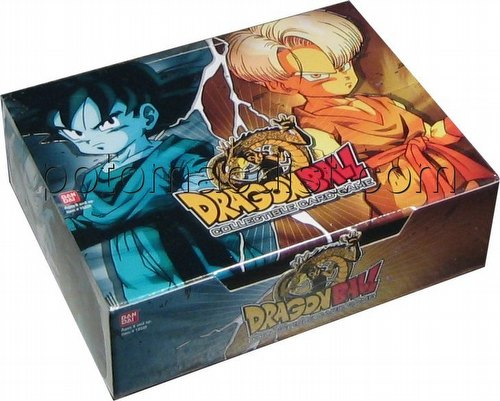 Dragon Ball Collectible Card Game [CCG]: Fusion Booster Box [1st Edition]
