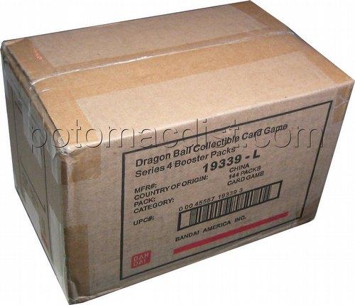 Dragon Ball Collectible Card Game [CCG]: Fusion Booster Box Case [1st Edition/6 boxes]