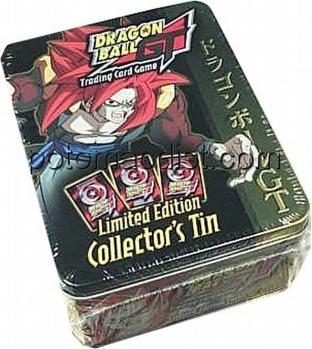 Dragonball GT TCG: Limited Edition Collectors Tin