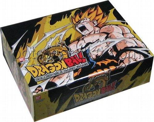 Dragon Ball Collectible Card Game [CCG]: The Warriors Return Booster Box [Unlimited]