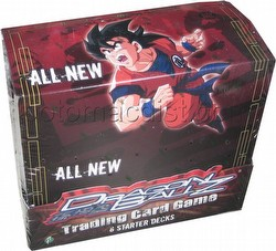 Dragonball Z Trading Card Game [TCG]: Arrival Saga Starter Deck Box