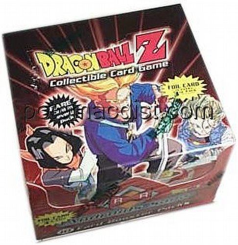 Dragonball Z Collectible Card Game [CCG]: Android Saga Booster Box [Unlimited/Retail]